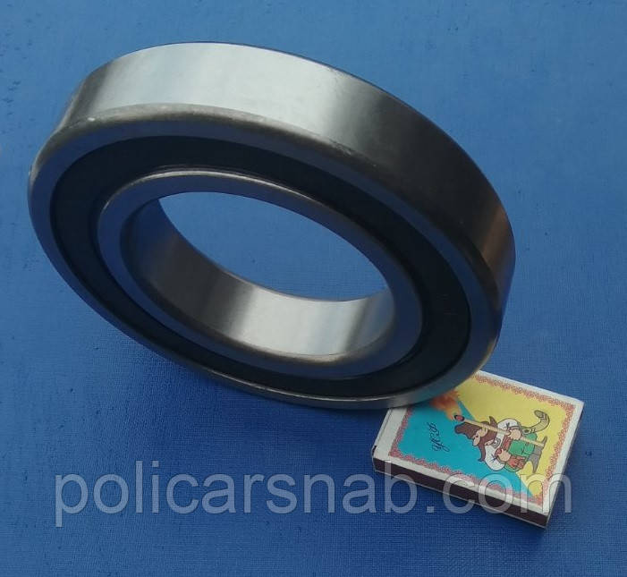 Подшипник качения 6214 2RS радиальный однорядный уплотнённый марки CX шарикоподшипник закрытого типа стальной