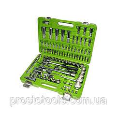 """Набор инструментов 1/4"""", 1/2"""", 108 ед. Alloid НГ-4108П-12"""
