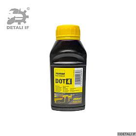 Тормозная жыдкость DOT4 Textar 250ml