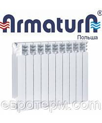 Алюминиевый радиатор Armatura G500F/8