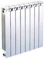 Биметаллические радиаторы отопления 350/100 Global Style. Біметалеві радіатори опалення. Батареи отопления