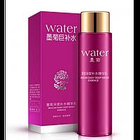 Увлажняющий лосьон BIOAQUA Water с экстрактом мексиканской хризантемы 120 г