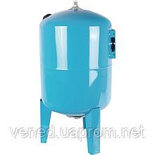Мембранный бак 150 литров 10бар 500*1100 вертикальный