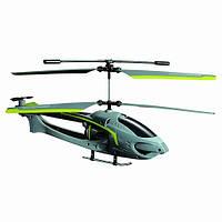 Вертолет на ИК управлении  Auldey  NAVIGATOR круиз-контроль (зелёный, 20 см, с гироскопом, 3 канала)