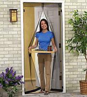 Антимоскитные шторки на дверь