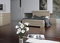 Кровать односпальная Кармен ТМ Неман