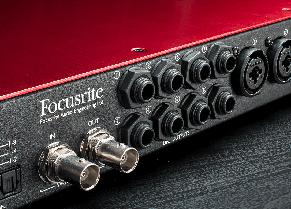 Мікрофонний передпідсилювач Focusrite Scarlett Octopre Dynamic, фото 3