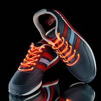 Светящиеся шнурки, новые светодиодные мигающие шнурки Platube – Стильный аксессуар для молодежи!, фото 1