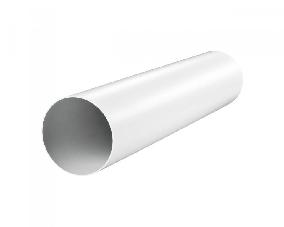 "Воздуховод круглый ""ПЛАСТИВЕНТ"" Ø125 мм. длина 2500 мм."