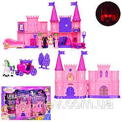 Замок SG-2964 (24шт 2) фигурки,мебель,аксес,свет,звук,в кор.46*8*32 см, р-р игрушки – 16*11*23 см