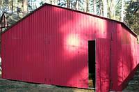 Металлические гаражи покупка