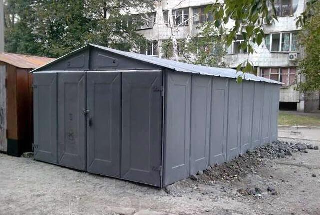 Куплю железный гараж цена металлический гараж продать