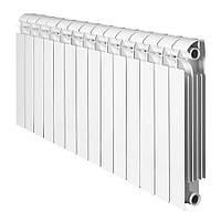 Радиаторы отопления. Биметаллические радиаторы 500/100 Global Style Plus. Біметалеві радіатори опалення.