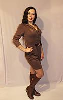 Платье женское (Шоколад)