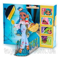 Іграшка лялька арт. 23820, Hairdorables Fashion Dolls з аксес., 4 в асорт., у кор.31,5*21,5*7,5 см