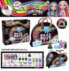Игровой набор кукла BELA DOLLS SURPRISE BL1167 (36шт) сумка д  дев.  fashion dolls, кукла 17,5см+сюр