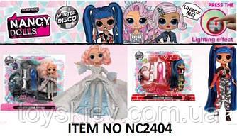 Игровой набор кукла NC2404 (PG1703) (48шт 2) 2 вида микс, в кор – 17.5*9.5*22.5 см, р-р игрушки – 17