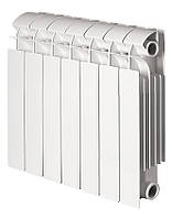 Биметаллические радиаторы 350/100 Global Style Plus. Біметалеві радіатори опалення. Батареи отопления.