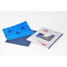 Наждачная бумага водостойкая MATADOR лист 230х280мм Поштучно!