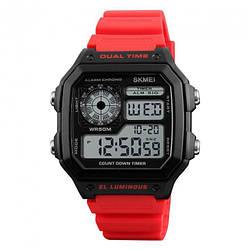 Спортивные часы Skmei 1299 (Red)