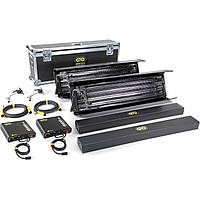 Kino Flo Gaffer DMX 4' 4Bank Two Light Kit (North American Plug) (KIT-2GF-X120U)
