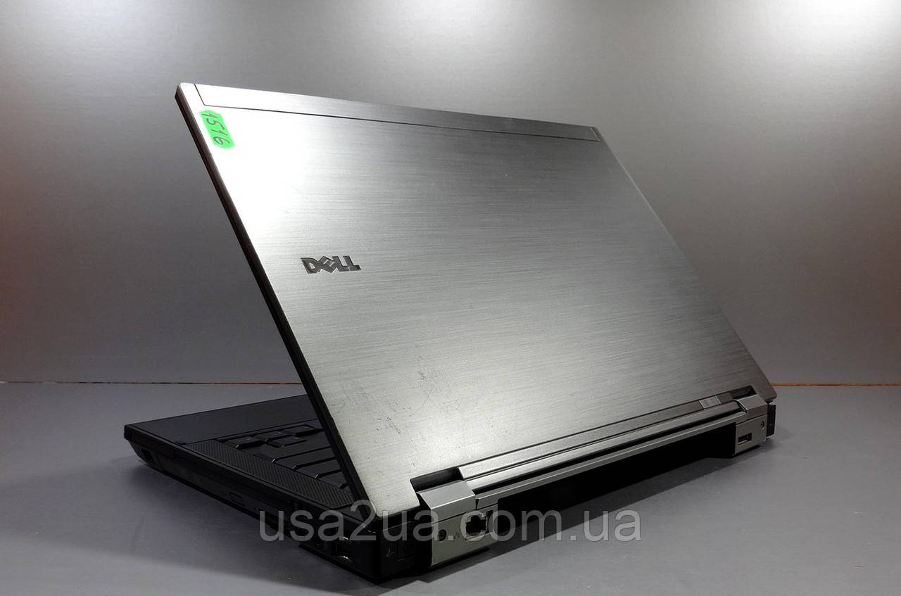 Ноутбук Dell Latitude E6410 Core I5 4Gb 160Gb Без батареї Кредит Гарантія Доставка