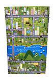 """Килимок дитячий «паркове місто"""", т. 8 мм, хім зшитий пінополіетилен, 120х300 див. Виробник Україна, TERMOIZOL®, фото 5"""