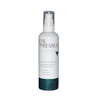Гель для чувствительной кожи с голубой ромашкой после депиляции Epil Premium, 150 мл