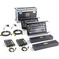 Kino Flo Interview 2' 4Bank, 2-Light Kit (120U) (KIT-2NT-120U)
