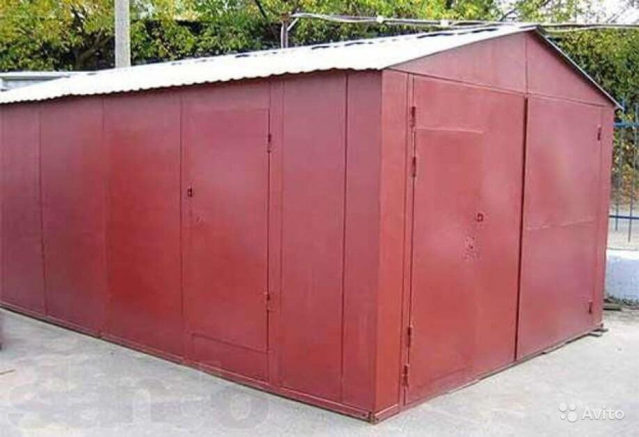 металлические гаражи в нижнекамске