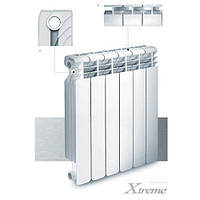 Биметаллические радиаторы 500/100 Radiatori2000. Біметалеві радіатори опалення. Батареи отопления.