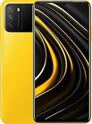 Xiaomi POCO M3 4/128 Yellow Гарантия 1 Год