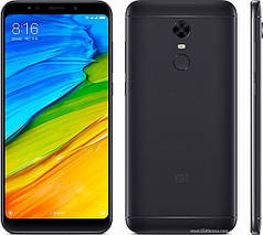 Xiaomi Redmi 5 Plus 3/32Gb black Гарантия 12мес