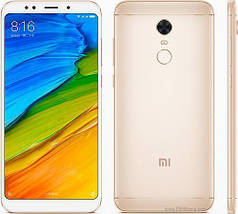 Xiaomi Redmi 5 Plus  3/32Gb gold Гарантия 12мес