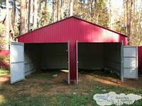 Купить гараж металлический недорого