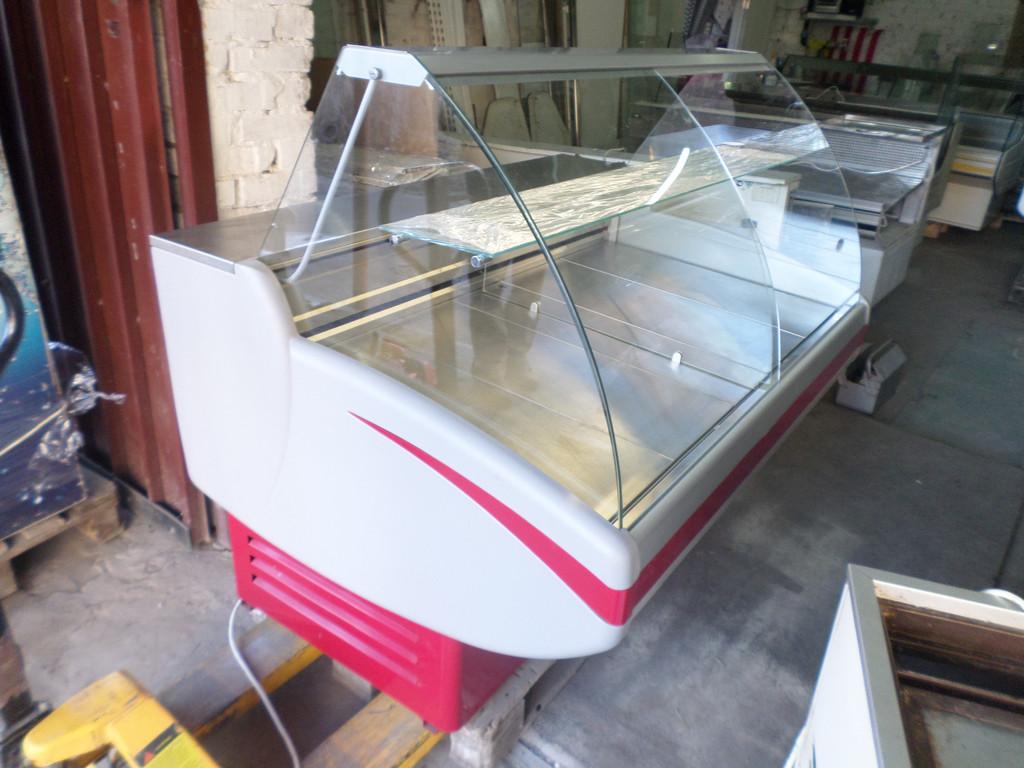 Передпродажная подготовка товара (Холодильная витрина CRYSPI GAMMA  1,5 )