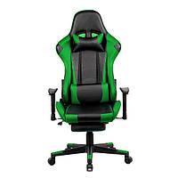 Кресло геймерское Goodwin Drive green