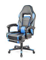 Кресло геймерское Goodwin Parker blue