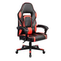 Кресло геймерское Goodwin Parker без подножки red