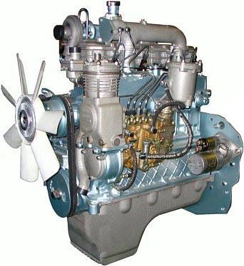 Двигун Д-243(МТЗ)