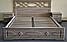 Кровать односпальная Лиана Неман, фото 2