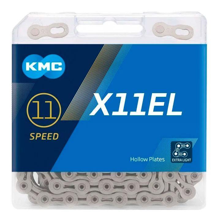 """Ланцюг KMC X11 EL 1/2"""" 11/128"""" 118 ланок"""