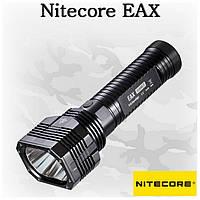 Фонарь Nitecore EAX, водонепроницаемый, противоударный, 7 режимов работы