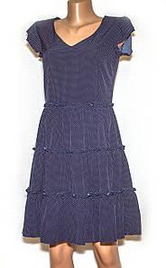 Літні сукні з воланами  42,44,46,48