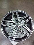 Титановые диски AMG на Mercedes-Benz G463, фото 7