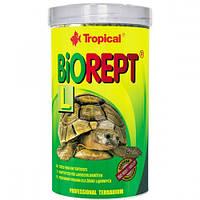 Корм для сухопутных черепах Тропикал Biorept L (Биорепт L)100 мл/28г