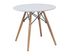 Стол обеденный Signal Soho 90х90 см Белый SOHOBBU90, КОД: 1553393