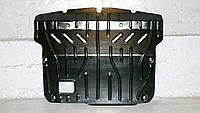 Защита картера двигателя и кпп Hyundai Tucson 2004-