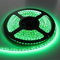 Светодиодная лента smd 3528,упаковка 5м Зеленый