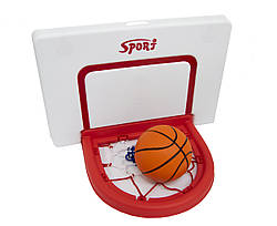 Баскетбольное кольцо на дверь Basketball Set детское баскетбольное кольцо на дверь (дитячий баскетбол) (GK)